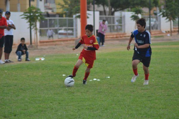 Pactan calendario para el futbol IDH y Codeson