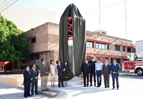 Conmemora Cuerpo de Bomberos 70 años de su fundación