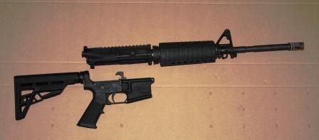 Capturan a presunto traficante de armas