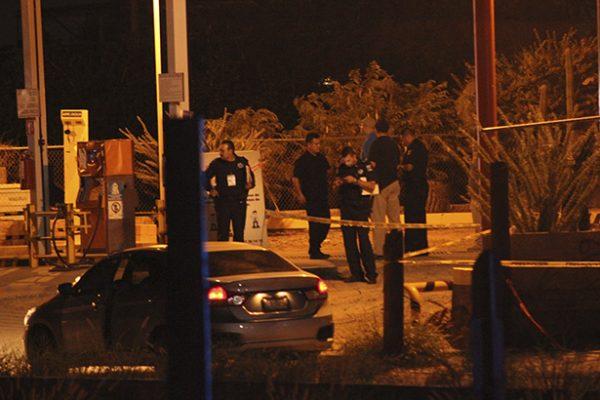 Matan a balazos a policía municipal