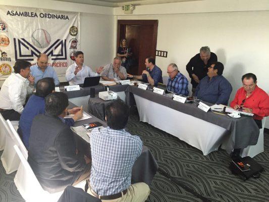 Celebra Liga Mexicana del Pacífico asamblea