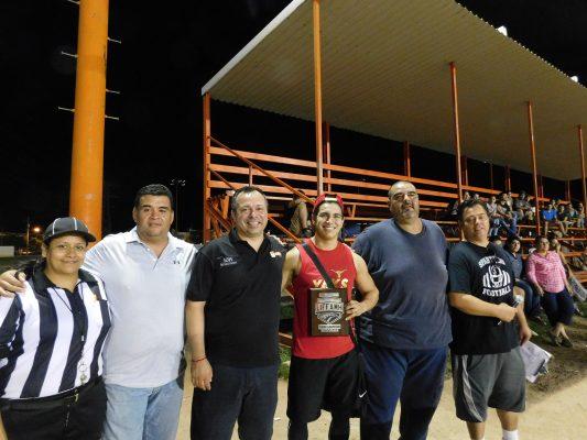 Celtas y Cars se coronan en el Torneo Flag Municipal