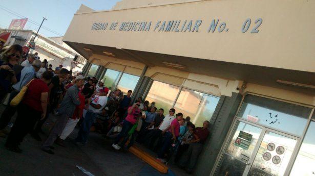 Evacúan Unidad de Medicina Familiar 2 por conato de incendio