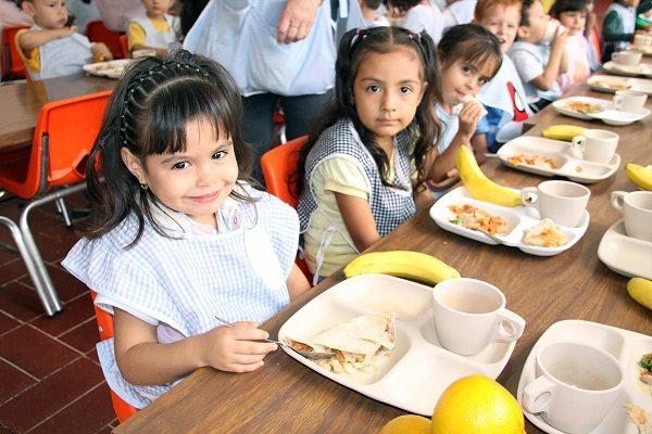 Aumentarán desayunos escolares calientes