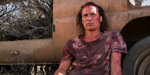 """Tijuana en """"Fear The Walking Dead"""""""