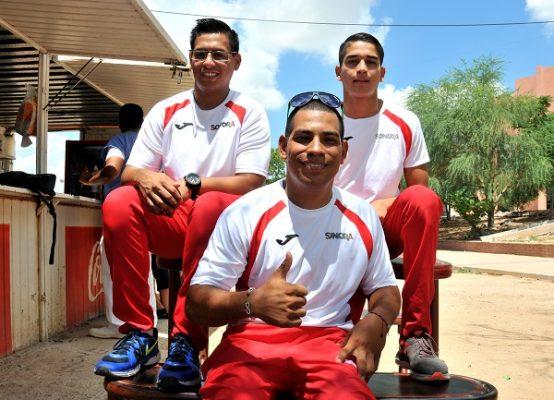 Listos para el Nacional de Atletismo Adaptado