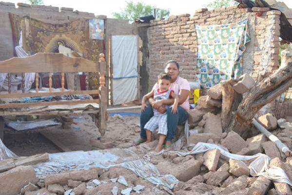 Poblado Miguel Alemán con mayor índice de pobreza extrema