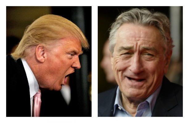 De Niro compara a Trump con psicótico