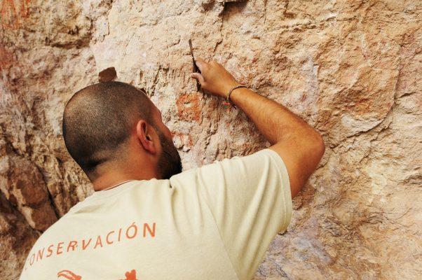 """Sigue """"La Pintada"""" en restauración"""