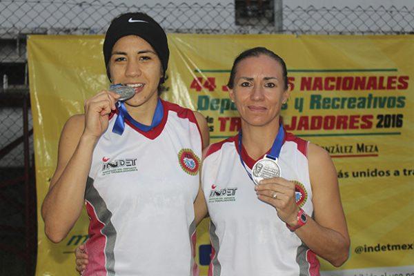 Caen medallas para Sonora