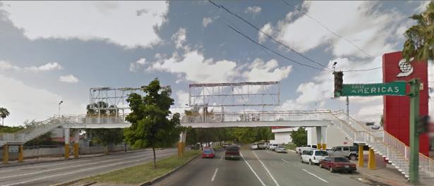 Promete Cidue que arreglarán puente en octubre