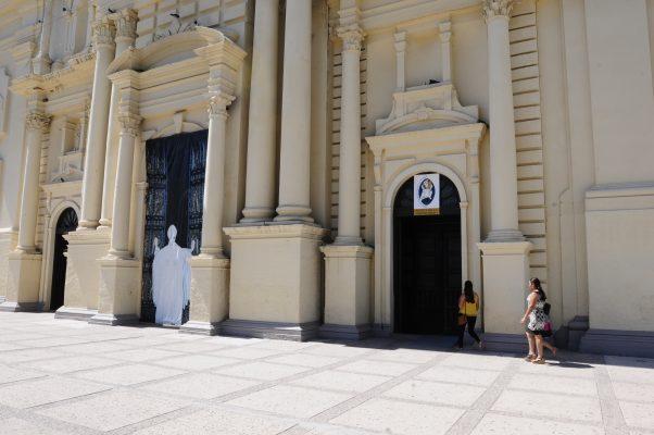 Colocará Inah nueva puerta de Catedral