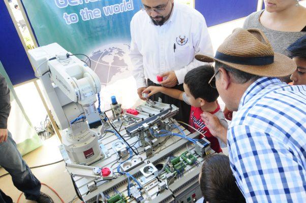 Realiza el CIAD la Expo Robot