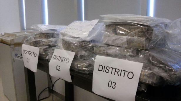 Destruyen credenciales del INE Sonora