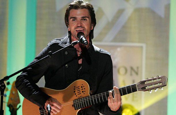 """Juanes graba videoclip de """"Fuego"""", su nuevo sencillo"""