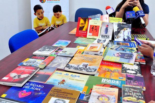 Entregarán más de 2 mil libros a EnCausa