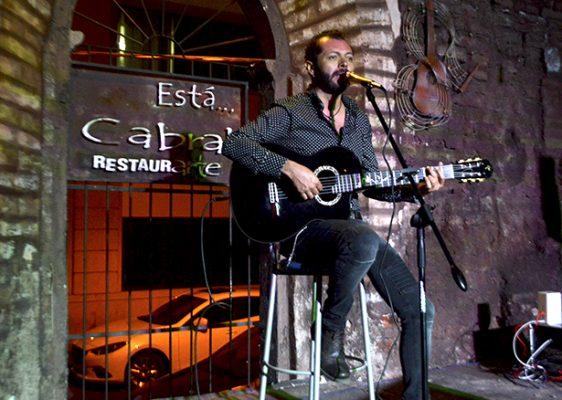 Oceransky, de gira por Hermosillo
