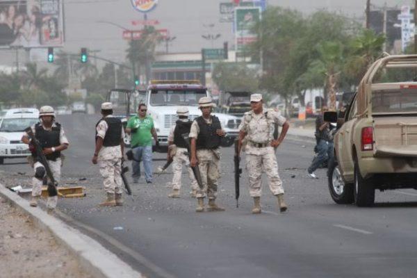 Cunden balaceras en Hermosillo