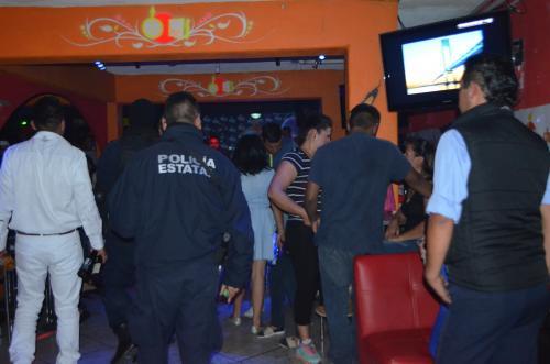 Se suma Fiscalía Anticorrupción a operativo de alcoholes