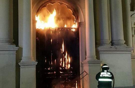 Urge colocar nueva puerta de Catedral: Arzobispo