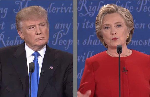[En vivo] Primer debate presidencial entre Clinton y Trump