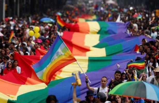 Marchas por bodas gay encienden focos rojos hoy en la capital