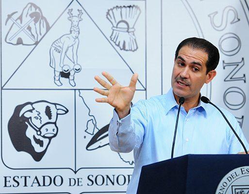 """""""Frenan"""" orden de arresto contra Guillermo Padrés"""