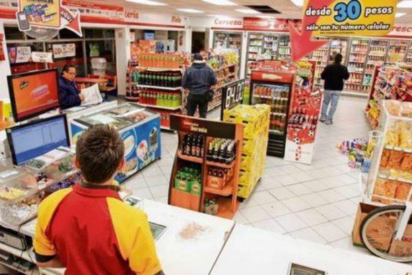 Inseguridad en comercios de conveniencia