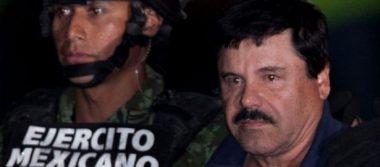 """Presentarán a """"El Chapo"""" Guzmán sus cargos en EU"""