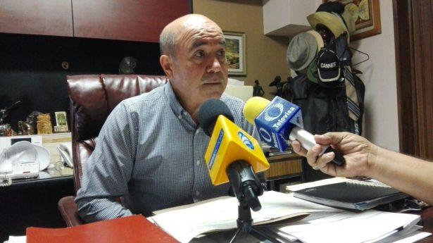 Piden destitución del alcalde Manuel Ignacio Acosta