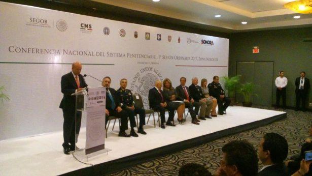 Hermosillo es sede de la Conferencia Nacional del Sistema Penitenciario