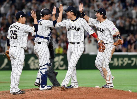 Acaricia Japón la ronda 3 en el clásico