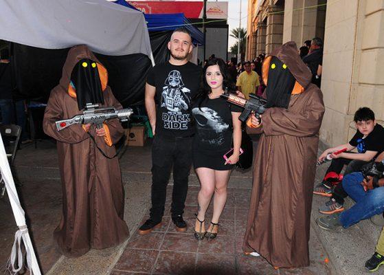 El lado oscuro del imperio