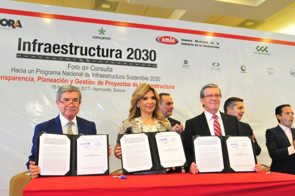 Hacia un Programa Nacional de Infraestructura Sostenible 2030