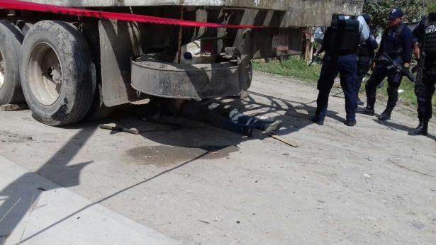 Asesinan a cuatro en el norte de Veracruz (VIDEO)
