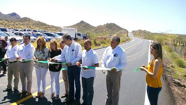 Entrega CPA obras en Guaymas