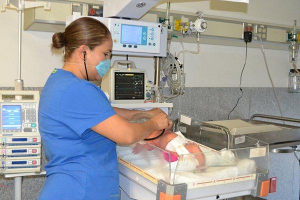 Cuenta IMSS en Sonora con nueva área de cuneros patológicos