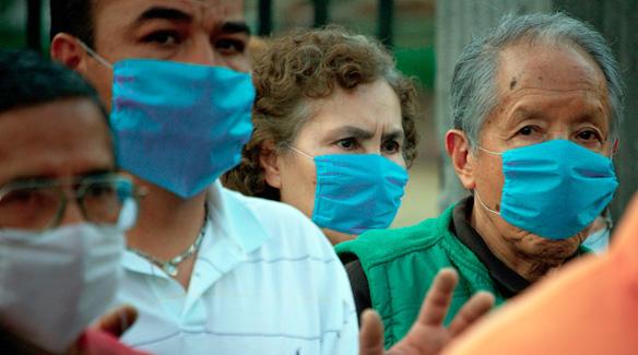 Suman 21 muertes por Influenza en Aguascalientes