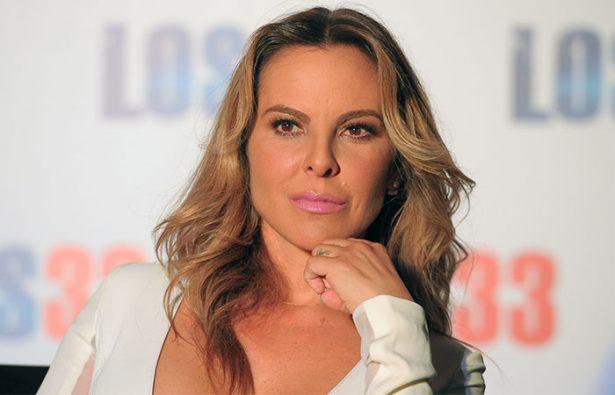 """Kate del Castillo retomará cinta sobre """"El Chapo"""" Guzmán"""