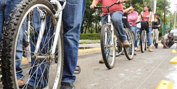 Avanza señalización de ciclovías