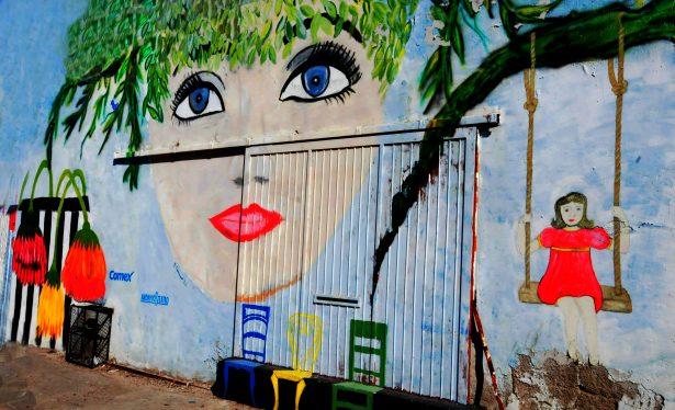 Murales embellecen calles de Hermosillo