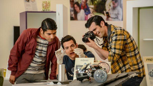 Cine mexicano: 3 idiotas