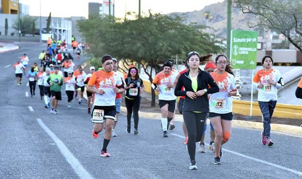 Convocan a carrera pedestre