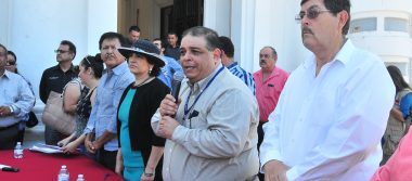 Steus pide intervención de gobernadora
