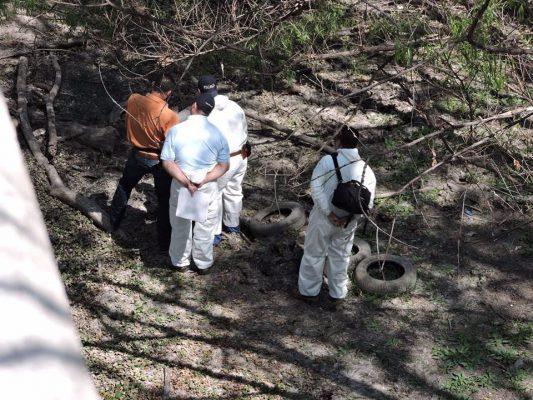 Encuentran semienterrada a joven desaparecida hace diez meses