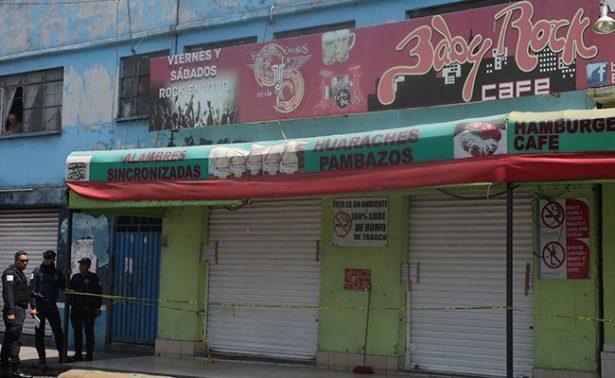 Tres mujeres asesinadas en el bar Baby Rock en Nezahualcóyotl