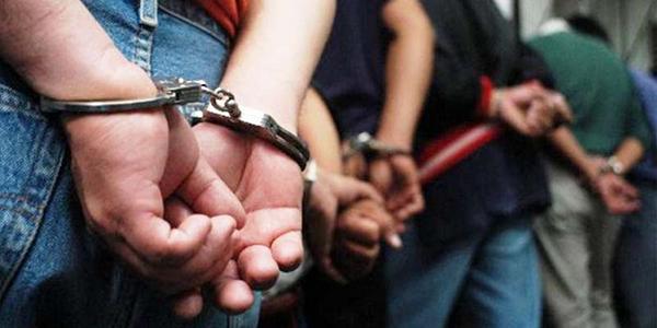 Capturan a 10 presuntos secuestradores