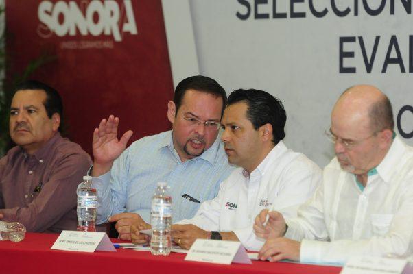 Prepara rector de Unison proceso de entrega-recepción