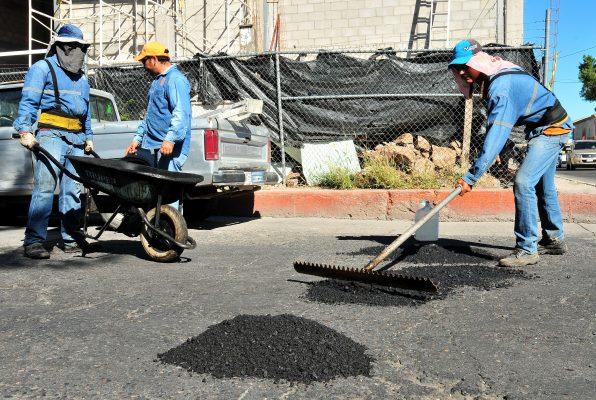Aplicarán técnicas ecológicas para pavimentación