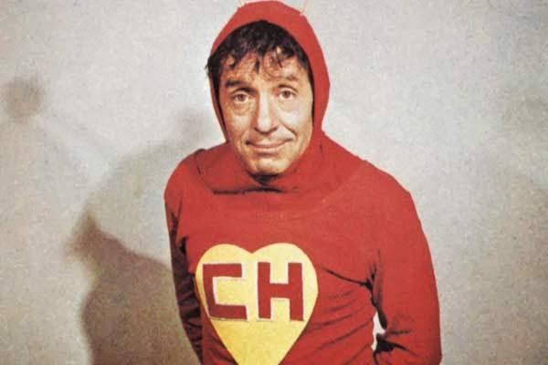 El Chapulín Colorado: antítesis del superhéroe